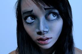 corpse bride makeup ideas photo 1