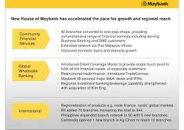 Maybank Organisation Chart 2016 Malayan Banking Berhad Maybank Agm 2011 Presentation By