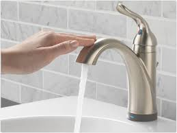 Touch Technology Kitchen Faucet Kitchen Touch Kitchen Faucet In Exquisite Touch Technology