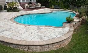 pool retaining wall retaining wall for semi pool round designs above ground pool retaining wall slope