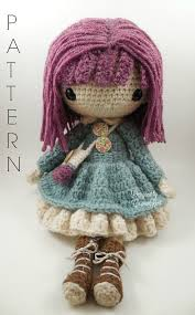 Free Amigurumi Doll Patterns