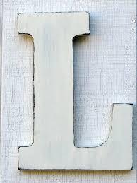 wooden letter l sorority designs baby nursery initial rustic