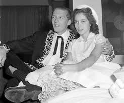 Great Balls of Scandal: How Jerry Lee Lewis' marriage to a 13-year-old  wrecked his career | Celebrity wedding photos, Jerry lee lewis, Old  celebrities