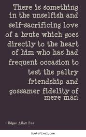 Edgar Allan Poe Love Quotes Delectable Picture Quotes From Edgar Allan Poe QuotePixel