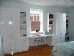 ... Wall Units, Excellent Bedroom Wall Unit Custom Bedroom Wall Units White  Wooden Cabinet With Shelves