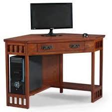 corner desk home office. Mission Oak Corner Laptop Desk Home Office R