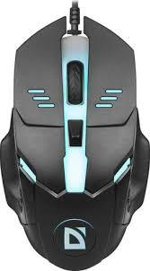 Отзывы на Проводная <b>мышь Defender Ultra Matt</b> MB-470, Black от ...