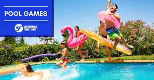 24 fun swimming pool games pool party