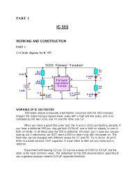 block diagram of ic the wiring diagram ic tester of 555 and 741 ics block diagram