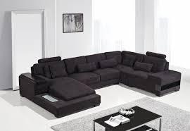 black fabric sectional sofas. Interesting Fabric More Views Throughout Black Fabric Sectional Sofas