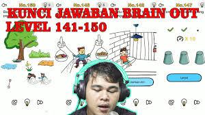 Feb 05, 2020 · kunci jawaban brain out level 145 : Kunci Jawaban Brain Out Patkai Ditangkap Oleh Monster Segera Selamatkan Dia Brain Out