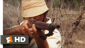 The Naked Prey 1 9 Movie CLIP Elephant Hunting 1966 HD YouTube