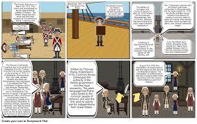 Arp Storyboard By Allen17