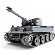 <b>Радиоуправляемый танк Heng Long</b> German Tiger Pro от ...