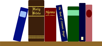 Image result for images of a Bible on a shelf