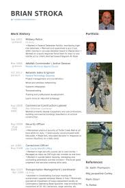 Military Cv Example Military Cv Examples And Template Cv Example