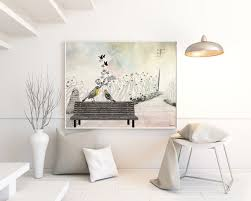 Large Bedroom Design Impressive Collage Art Print Bedroom Wall Art Canvas Wall Art Large Etsy