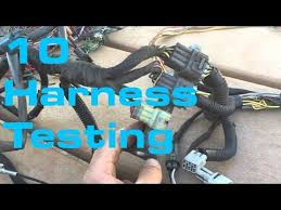 vote no on wiring harness harness testing wiring harness series