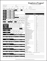 character sheet pathfinder paizo com kingdoms of legend character sheet pfrpg pdf