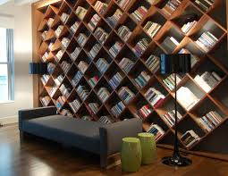 Friday Fun: Unusual Bookshelves