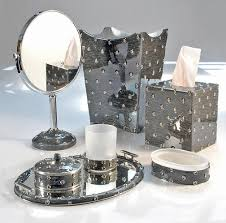 bathroom accessories sets silver. Tremendous Full Size For Bathroom Design Ideas Western Turquoise Accessories Sets Silver O