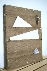wall mail holder hanging letter craft