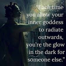 Beautiful Goddess Quotes