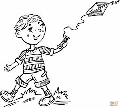 Small Picture Boy Page A Boy Coloring Page Boy Coloring Page Free Printable