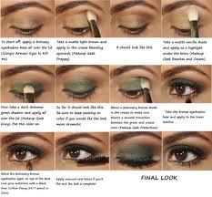 step by step smokey eye makeup