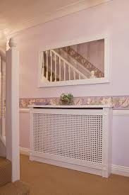 mirror radiator cover. hallway radiator cover \u0026 mirror (saffron walden) i