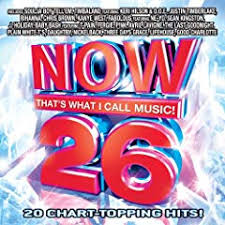 Now Vol 26 Now Thats What I Call Party Hits To Be