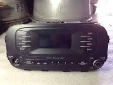 kia soul radio 2014 2015 2016 kia soul radio display screen bluetooth oem 96170 b2090ca 446