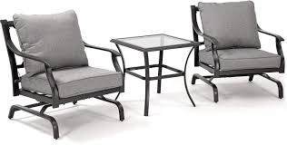grand patio metal rocking chairs