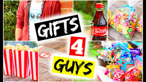 diy gift ideas for boyfriend dad brother partner friends valentine