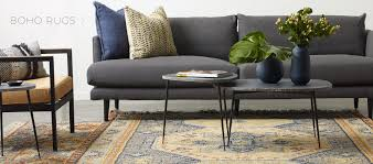 boho rugs by the rug collection