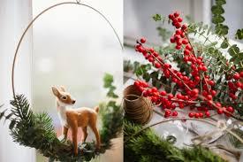 Draußen Vom Walde Diy Idee Fensterdeko Im Advent
