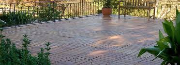interlocking ipe wood deck tiles