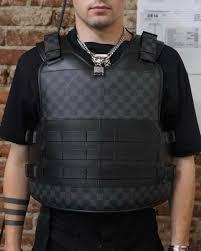 Bulletproof Vest Designer