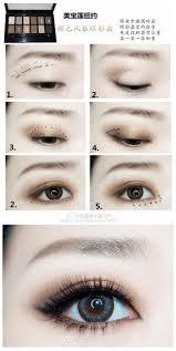 the 25 best ideas about korean eye makeup on korean makeup tutorials asian eyeshadow and asian eye makeup