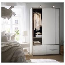 interior sliding doors ikea. IKEA TRYSIL Wardrobe W Sliding Doors/4 Drawers Smooth Running With Pull-out Interior Doors Ikea