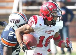 Alan Bonner Football Jacksonville State University Athletics
