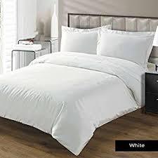 plain white duvet cover.  Cover Linenwalas Plain Solid White Duvet Cover Inside O