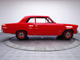 All Chevy chevy 2 : Chevy II By The Numbers