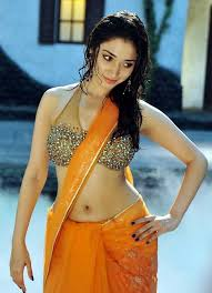 Tamannaah Height Weight Bra Size Measurements Orange