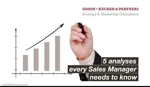 Simon Kucher 5 Analyses Every Sales Manager Needs To Know Simon Kucher