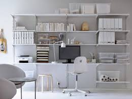 Home Office Ikea Styling Storage  Pinterest