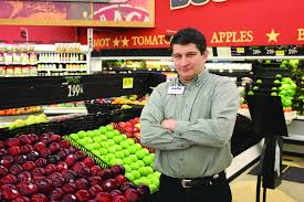 Produce Manager Brookshires David Wood Named A National Produce Manager Of