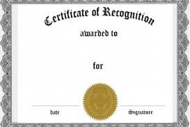 Certificate Of Recognition Template Free Download 013 Recognition Certificate Template Free Of Download Ulyssesroom
