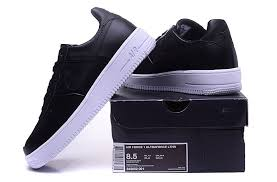 interesting nike air force 1 ultraforce leather black white 845052 001 men s casual shoes fashion sneakers