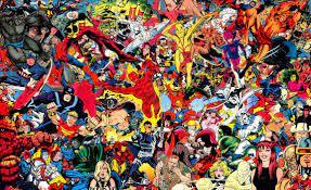 Marvel Vintage Wallpapers - Top Free ...